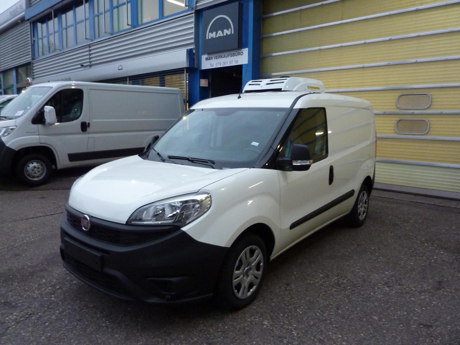 Fiat Doblo 1.3 MJ, 95 PS