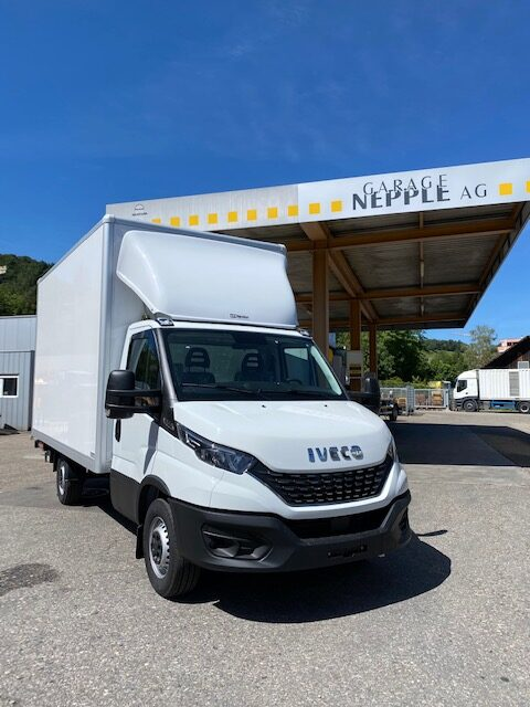 IVECO DAILY 35S18HA 8 KASTENWAGEN AKTION
