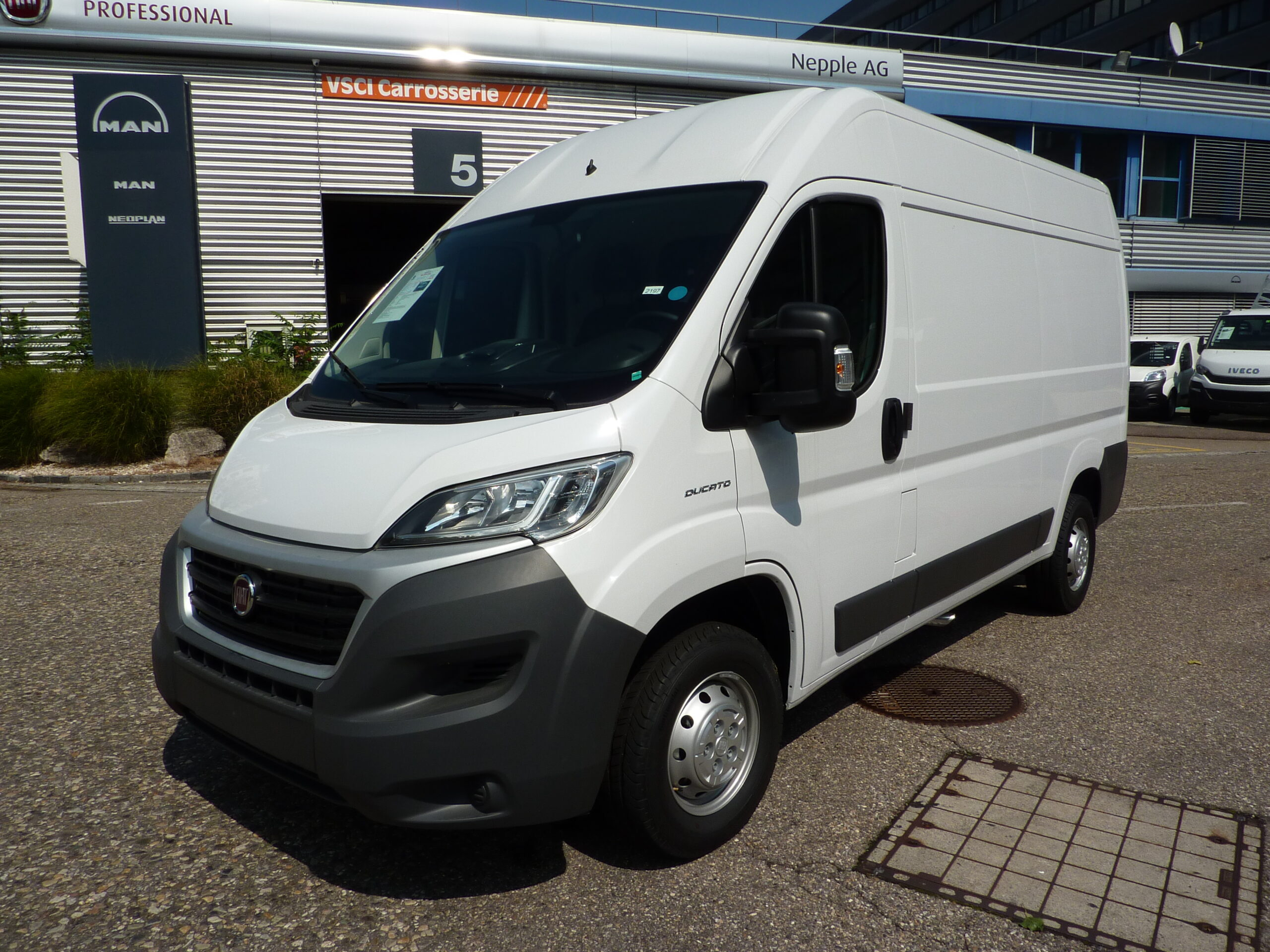 Fiat Ducato 35, 2.3MJ 160PS L2H2 / 3157