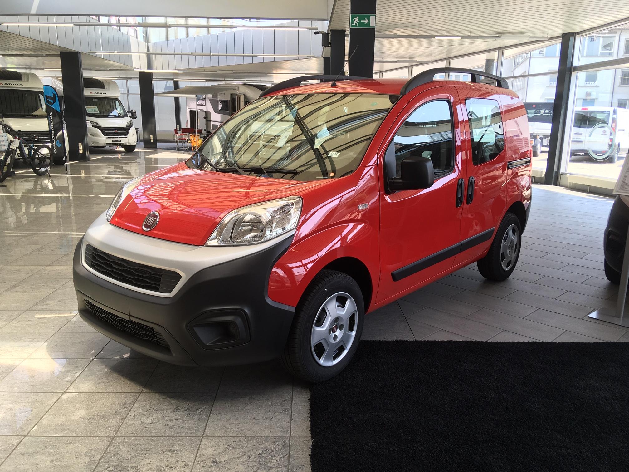 Fiat Fiorino Kombi 1.4 / 3099