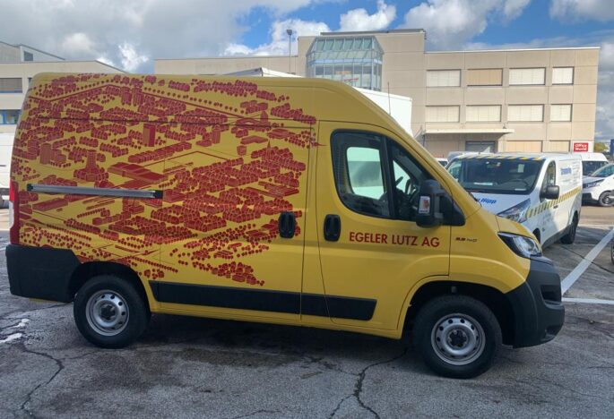 Ablieferung Fiat Ducato