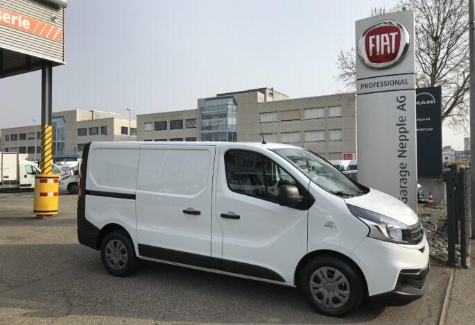 Ablieferung Fiat Talento